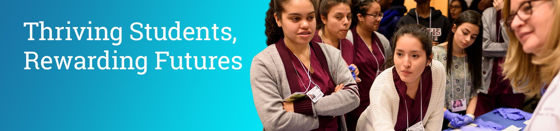 Thriving Students, Rewarding Futures